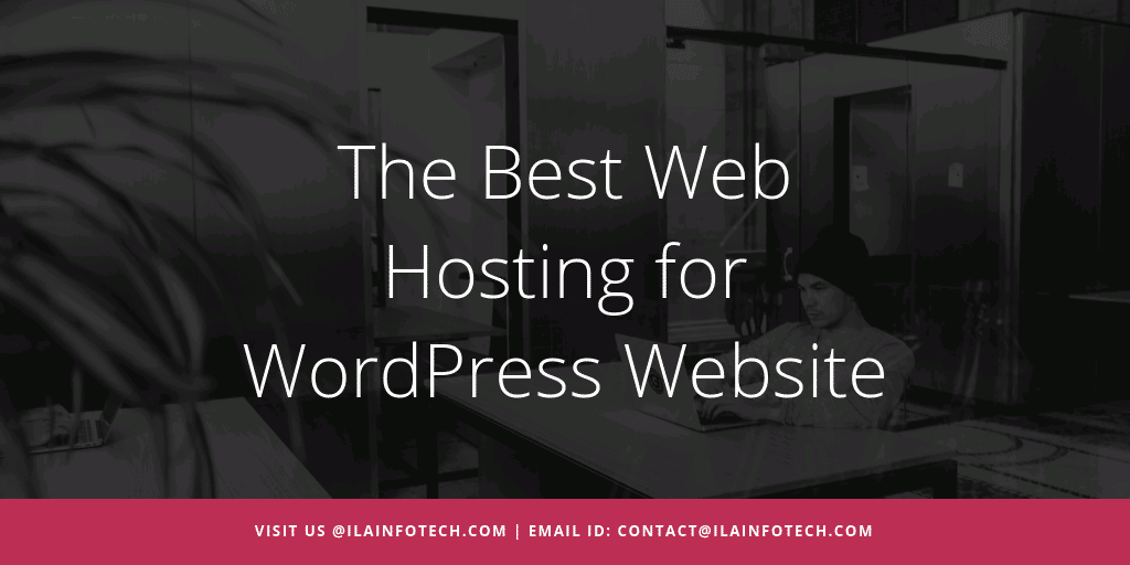 Best Web Hosting for WordPress Website